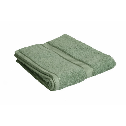 100% Cotton Frost Green Towels | Hand Towel