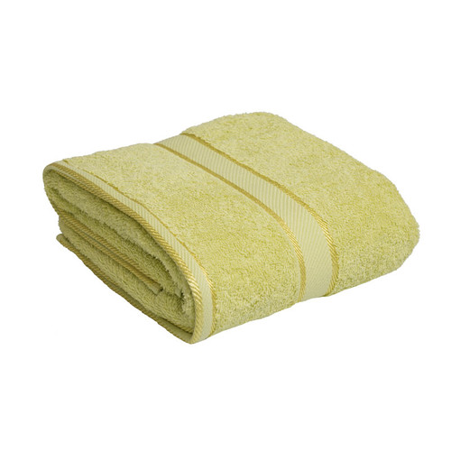 100% Cotton Apple Green Towels | Bath Towel