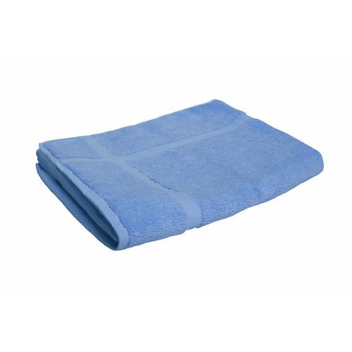 100% Cotton Blue Towels | Bath Mat