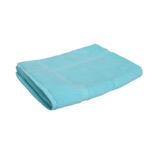 100% Cotton Turquoise Towels | Bath Mat