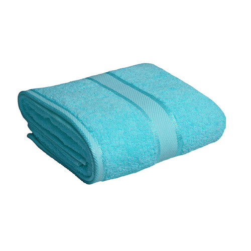 100% Cotton Turquoise Towels | Bath Towel