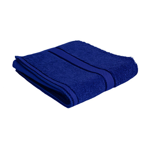 100% Cotton Royal Blue Towels | Hand Towel