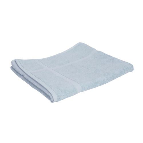 100% Cotton Baby Blue Towels | Bath Mat