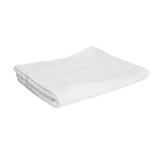 100% Cotton White Towels | Bath Mat