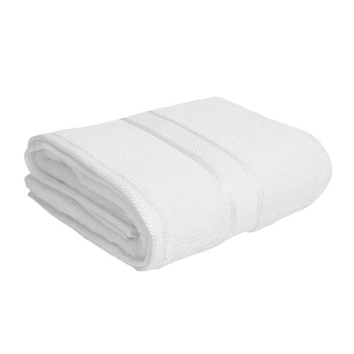 100% Cotton White Towels | Bath Towel