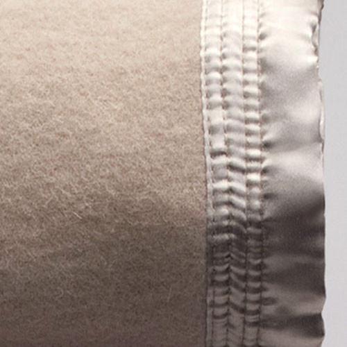 Mocha 100% Australian Wool Blanket | Single Bed