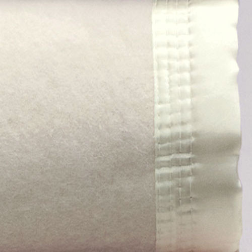 Cream 100% Australian Wool Blanket | King Single Bed