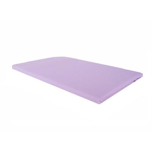 Lilac Plain Standard Pillowcase