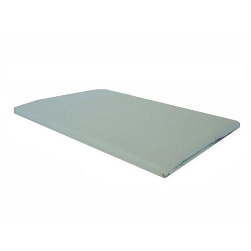 Frost Green Plain Standard Pillowcase