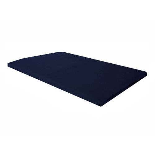 Navy Plain European Pillowcase