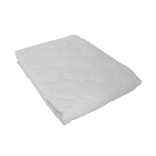 Quilted Fully Fitted Mattress Protector | Double Bed