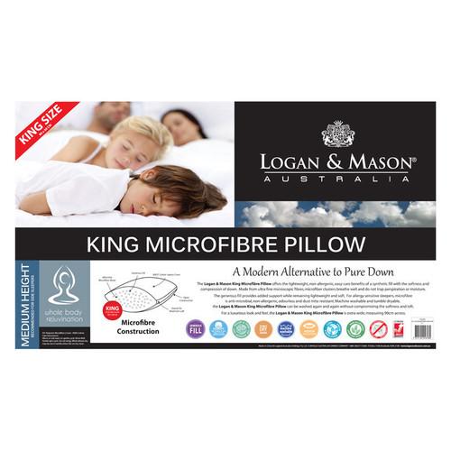 Microfibre King Size Pillow