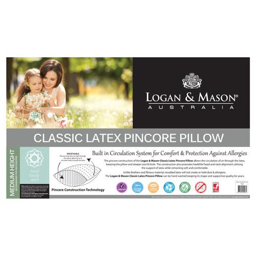 Classic Latex Pincore Pillow