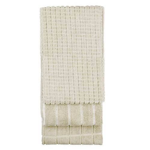 Microfibre Tea Towel Stone