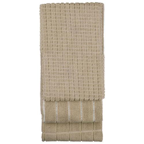 Microfibre Tea Towel Mocha