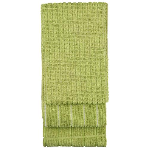 Microfibre Tea Towel Wasabi