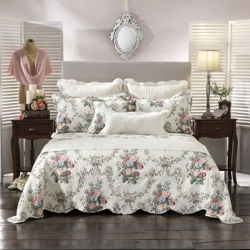 Rosedale Bedspread | Single Bed