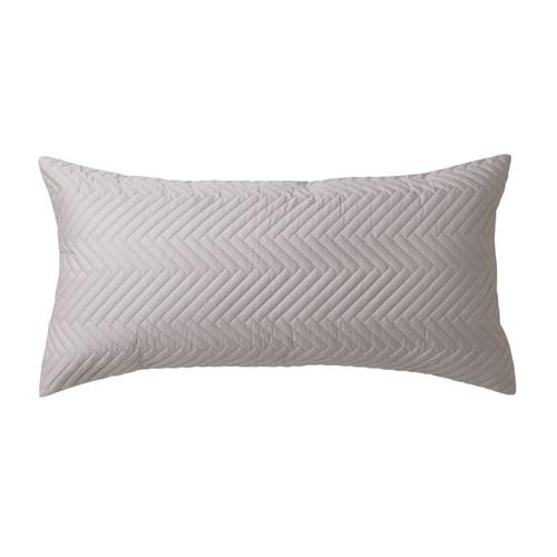 Westcott Silver Long Filled Cushion