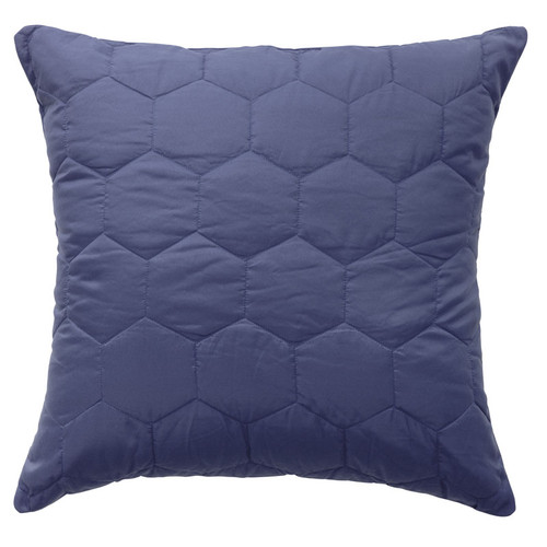 Vivid Coordinates Moonlight Blue European Pillowcase