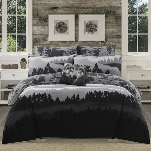 Colorado 6pc Quilt Cover Bed Pack | King Bed