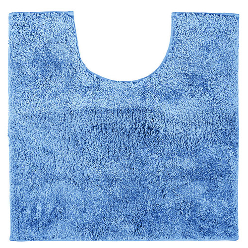 Latex Backed Microplush Cornflower Blue | Contour Mat