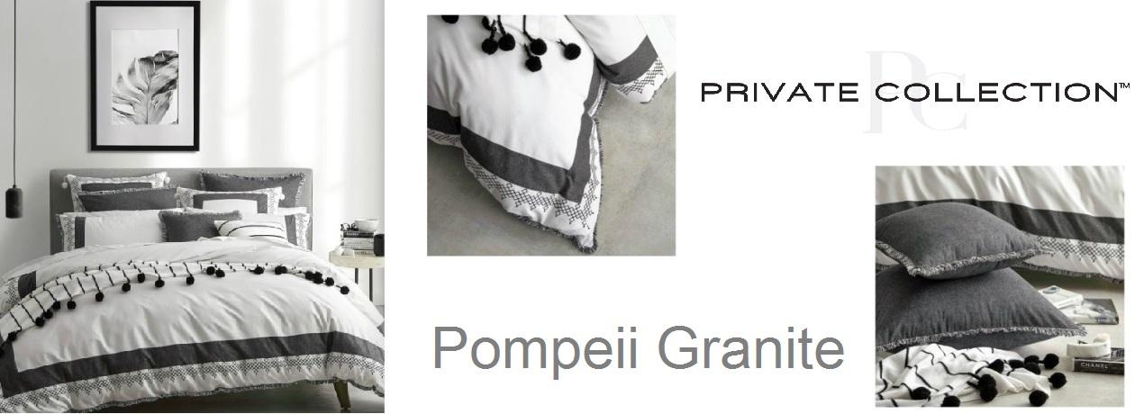 Pompeii Granite Private Collection