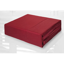 Ketchup Red Sheet Set