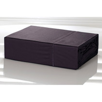 Aubergine Sheet Set