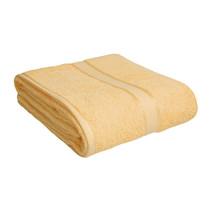 100% Cotton Yellow Bath Sheet