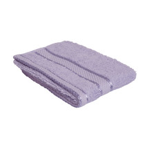 100% Cotton Lilac Face Washer
