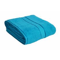 100% Cotton Bright Aqua Bath Sheet