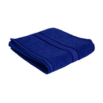 100% Cotton Royal Blue Hand Towel