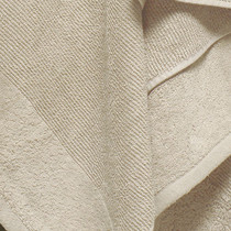 100% Cotton Costa Stone Ribbed Hand Towel