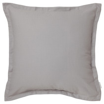 Ascot Pewter European Pillowcase