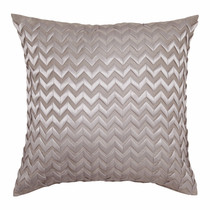 Chevron Latte Coffee European Pillowcase
