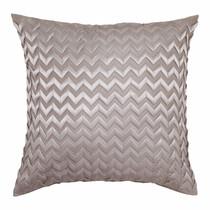 Chevron Latte Coffee European Pillowcase