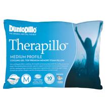 Therapillo Memory Gel Medium Pillow