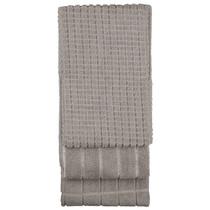 Bambury Grey Microfibre Tea Towel | My Linen