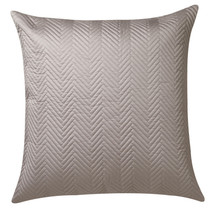 Private Collection Westcott Silver European Pillowcase | My Linen
