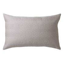 Private Collection Westcott Silver Standard Pillowcase | My Linen