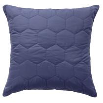 Bianca Vivid Coordinate Moonlight Blue European Pillowcase | My Linen