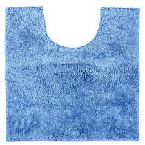 Cornflower Blue Contour Toilet Mat