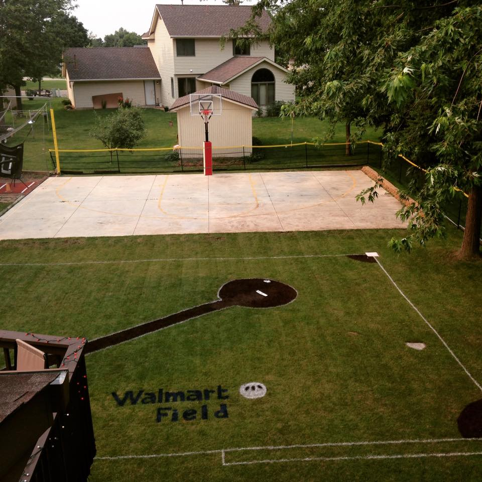 Wiffle® Ball Field Of The Month