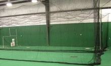 Baseball Batting Cage #27 ply Light Commercial Netting