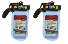 Waterproof Cell Phone Pouch 2 Pack