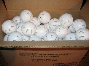 Wiffle Balls Bulk 24 Pack
