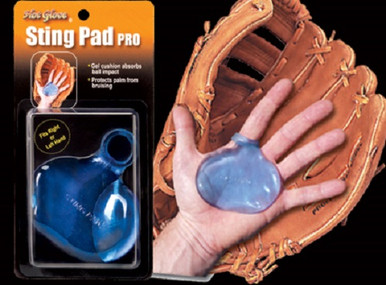 Sting Pad Pro Shock Absorbing Palm Gel Cushion For