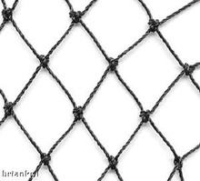 "Aviary Netting 1"" heavy knotted 25'x25'"