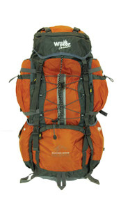 60L Mountaineer Backpack