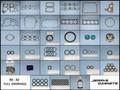Gasket/Seal Kit, 175 pc Full Overhaul, 90~92 (VITON)